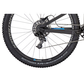 "Trek Fuel EX 7 29"" matte trek black/gloss waterloo blue"